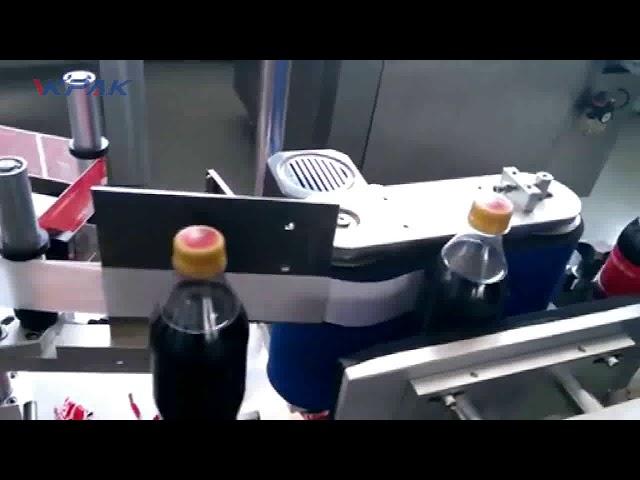 Automatický stroj na označovanie fliaš Cola