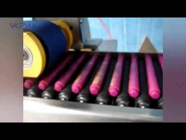 Automatický značkovací stroj na farbenie tyčiniek na pery
