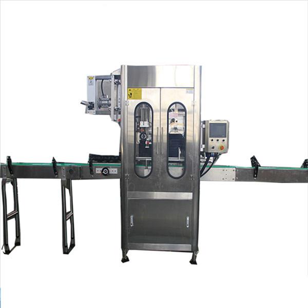 Automatický štítkovací stroj na zmenšovanie rukávov s vysokou rýchlosťou