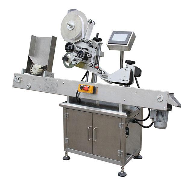 Automatický horizontálny ovinovací stroj