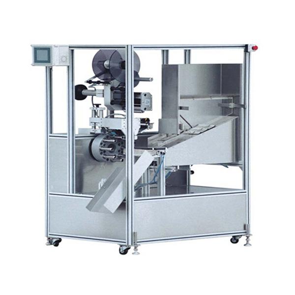 Automatický stroj na označovanie rúrok na vloženie tub do krémov