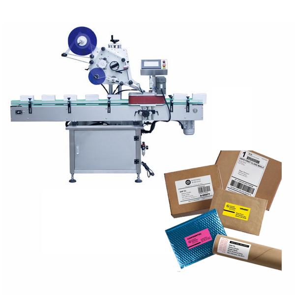 Stroj na označovanie škatúľ