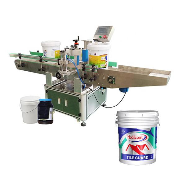Stroj na označovanie lopaty