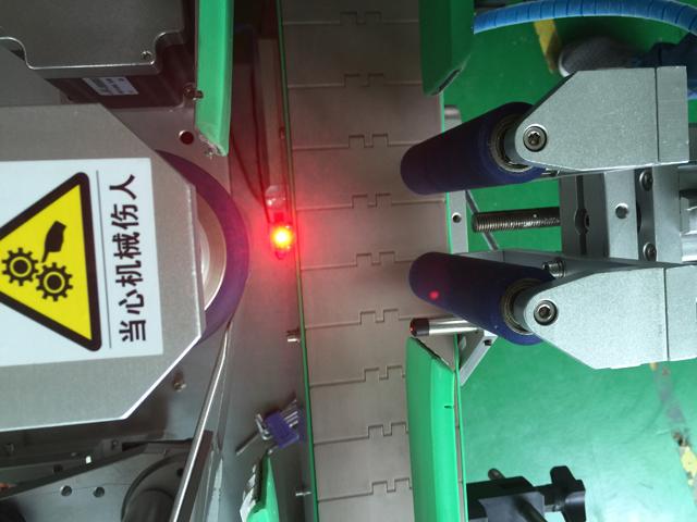 Prispôsobená štruktúra bez zakrytia spojovacej línie počas označovania