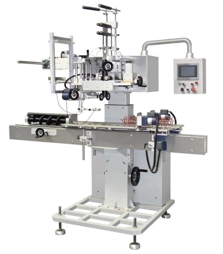 Vysoko kvalitný automatický štítkovací štítkovací stroj