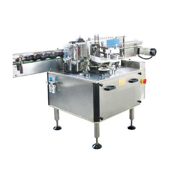 Vysokorýchlostný automatický stroj na označovanie mokrým lepením za studena