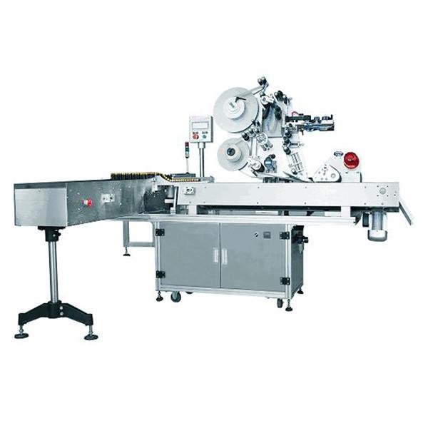 Stroj na označovanie ampuliek s lineárnym horizontálnym servomotorom