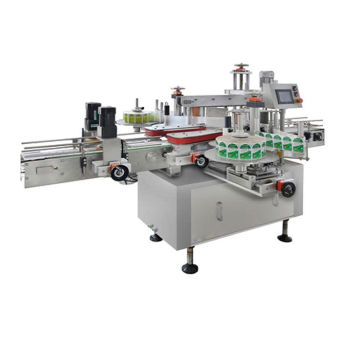 Plne automatický stroj na označovanie fliaš lineárneho typu na predaj