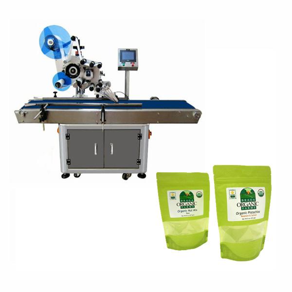 Stroj na označovanie vreciek