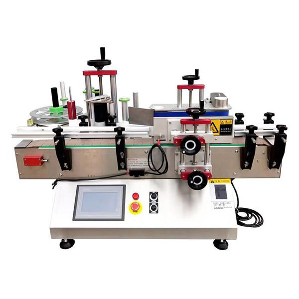 Stolová farba sa môže omotať okolo stroja na označovanie fliaš