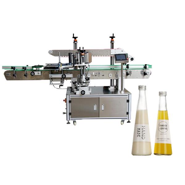 Stroj na označovanie zúžených fliaš